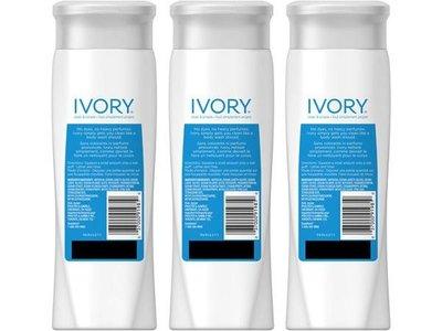 Ivory Body Wash, Original Scent, 12 oz (3 Pack) - Image 3