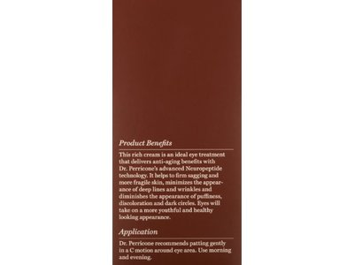 Perricone MD Neuropeptide Eye Contour