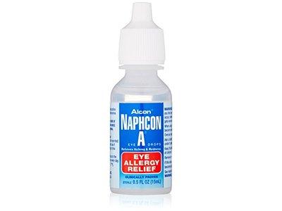 Naphcon A, Eye Allergy Relief - Image 1