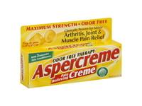 Aspercreme Creme, Chattem - Image 1