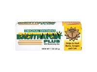 Bacitraycin Plus with Moisturizing Aloe Original Ointment, 1 OZ (Pack of 6) - Image 1