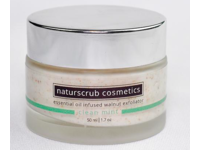 Naturscrub Cosmetics Exfoliator, Clean Mint Blend, 1.7 oz - Image 2