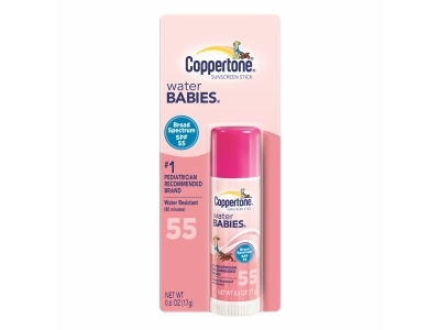 Coppertone Water Babies Sunscreen Stick Spf 55