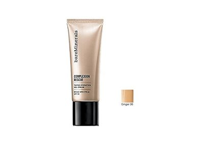 Bare Minerals Complexion Rescue Tinted Hydrating Gel Cream Ginger 06 1.18 oz