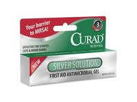 Medline Curad Silver Solution Antimicrobial Gel-Antimicrobial Gel, .5 oz., Non-Stinging, Multi, Wholesale Case of 25 - Image 1