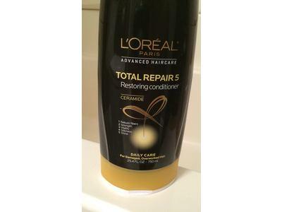 L'Oreal Total Repair 5 Restoring Conditioner 25.4 FL OZ - Image 3