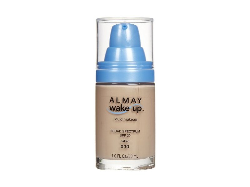 Almay Nearly Naked Liquid Makeup For Normal/combination Skin - All Shades, Revlon