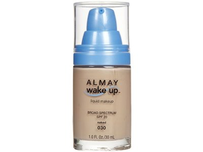 Almay Nearly Naked Liquid Makeup For Normal/combination Skin - All Shades, Revlon - Image 1