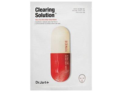 Dr Jart Clearing Solution Ultra-Fine Microfiber Sheet Mask