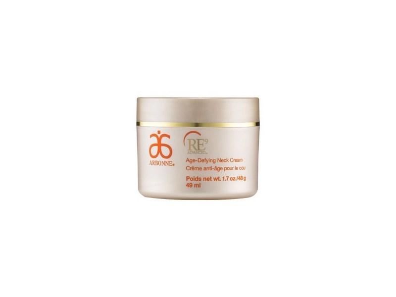 Arbonne RE9 Advanced Age-Defying Neck Cream, 1.7 oz.