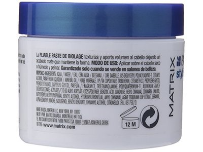 Matrix Biolage Styling Blue Agave Pliable Paste, 1.7 Ounce - Image 3