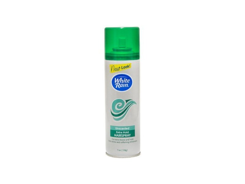 White Rain Unscented Extra Hold Hairspray