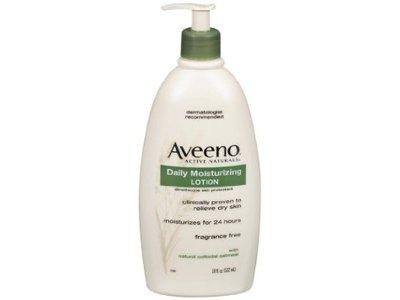 Aveeno Active Naturals Daily Moisturizing Lotion, 18 fl. oz. - Image 1