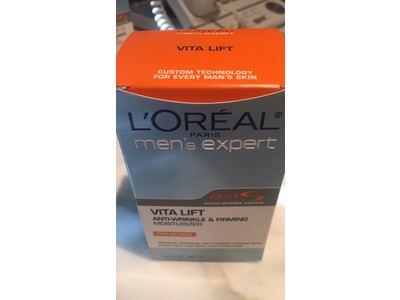 b63886c2061a L'Oreal Mens Expert Vita Lift Anti-wrinkle and Firming Moisturizer ...