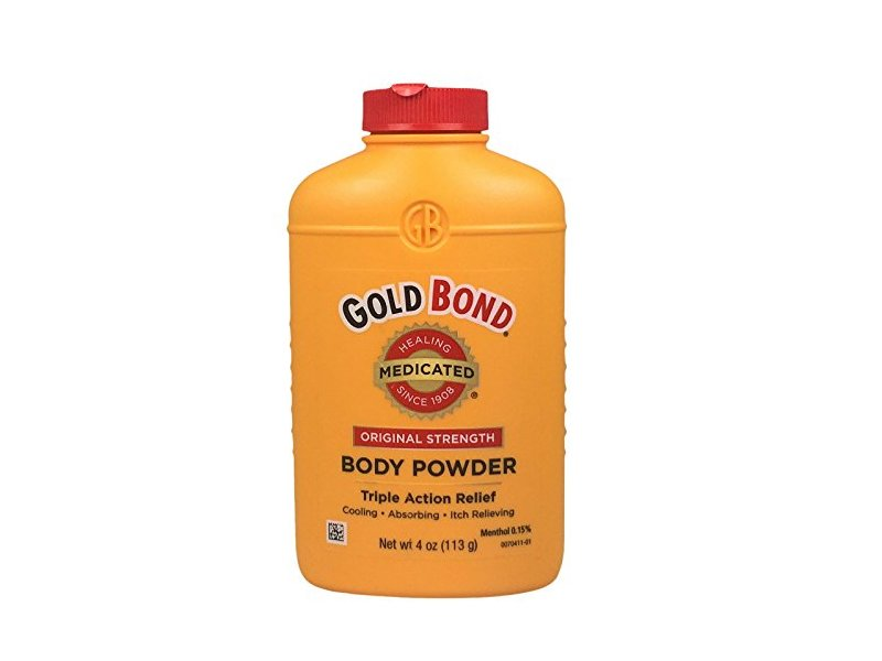 Gold Bond Medicated Body Powder, 4 oz (113 g) (Pack of 4)