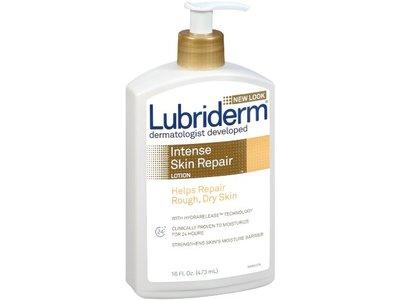 Lubriderm Intense Skin Repair Lotion, Johnson & Johnson - Image 1