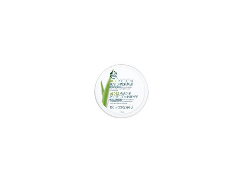 Aloe Protective Restoring Mask, The Body Shop
