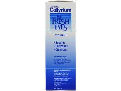 Bausch & Lomb Collyrium Eye Wash - Image 12