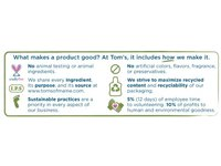 Tom's of Maine Wicked Fresh Fluoride Natural Toothpaste, Cool Peppermint, 4.7 Ounce - Image 5