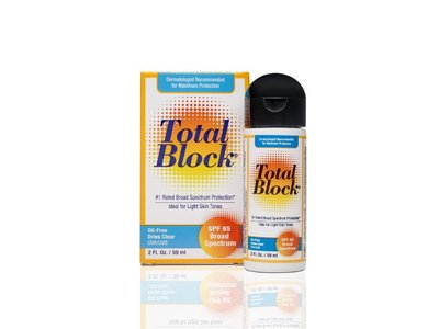 Total Block Clear SPF 65, Fallene, Ltd - Image 1