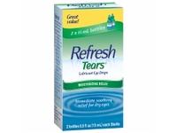 Refresh Tears, Lubricant Eye Drops, .5 fl oz - Image 2