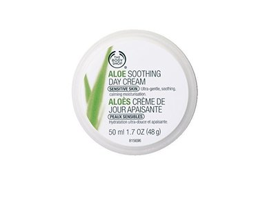 Aloe Soothing Day Cream, The Body Shop