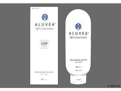 Aluvea 39% Topical Cream (RX) 227 Grams , Merz Pharmacueticals LLC - Image 1