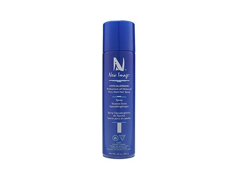 New Image Hypo-Allergenic Hair Spray