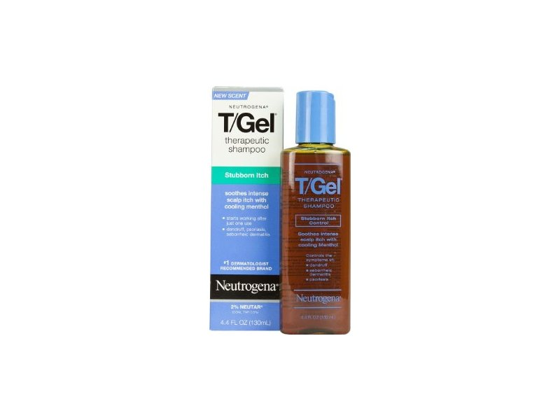 Neutrogena T/gel Therapeutic Shampoo - Stubborn Itch, Johnson & Johnson
