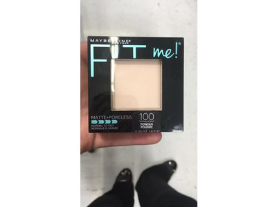 Maybelline New York Fit Me Matte+Poreless Powder, Translucent, 0.29 Ounce - Image 8