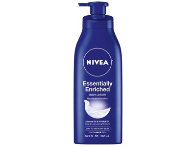 Nivea Essentially Enriched Body Lotion, 16.9 oz.