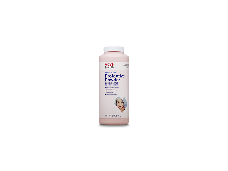 Cvs Pharmacy Protective Powder Fresh Scent 5 Oz