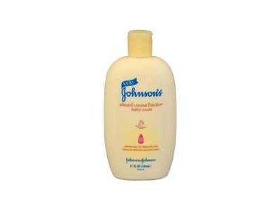 Johnson's Baby Moisture Wash, Shea and Cocoa Butter, 15 fl oz