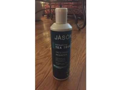 Jason Natural Cosmetics Tea Tree Oil Shampoo, 18 oz - Image 3