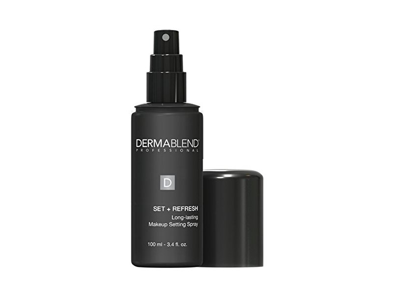 Dermablend Set + Refresh Long-Lasting Makeup Setting Spray, 3.4 Fluid Ounce