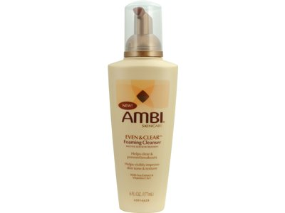 Ambi Even & Clear Foaming Cleanser, johnson & johnson - Image 1