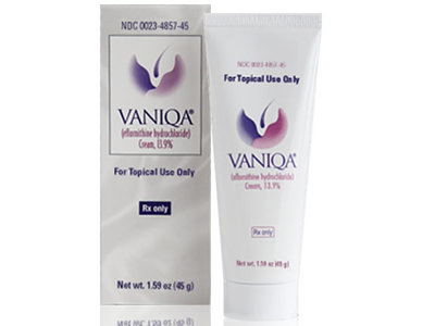 Vaniqa Cream 13.9% (Rx) 30 Grams, SkinMedica - Image 1