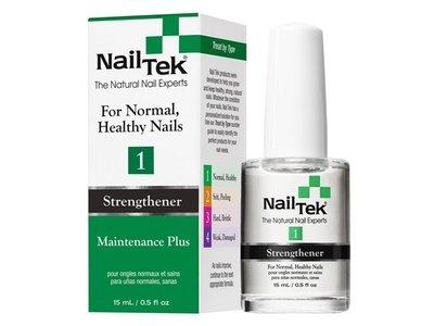 Nail Tek Maintenance Plus, 0.5 oz