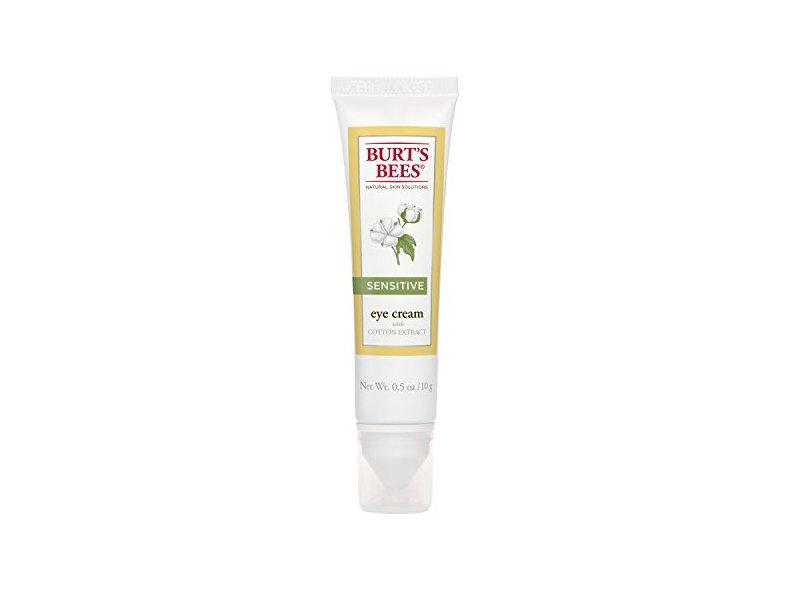 Burt's Bees Sensitive Eye Cream, 0.5 Ounces