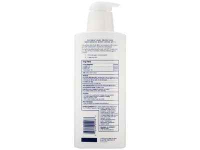 Eucerin Daily Protection Moisturizing Body Lotion SPF 15, 16.9 Ounce (Pack of 3) - Image 3