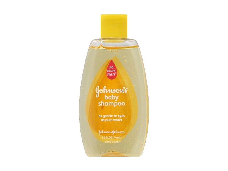 Johnson's Baby Shampoo, 1.5 Fluid Ounce