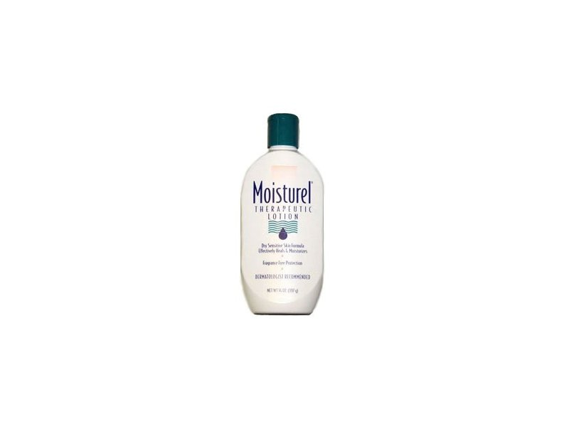 Moisturel Therapeutic Lotion 14 Oz