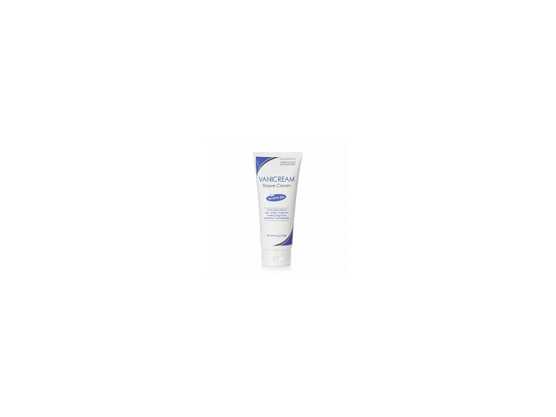 Vanicream Shave Cream, for Sensitive Skin, 6 oz