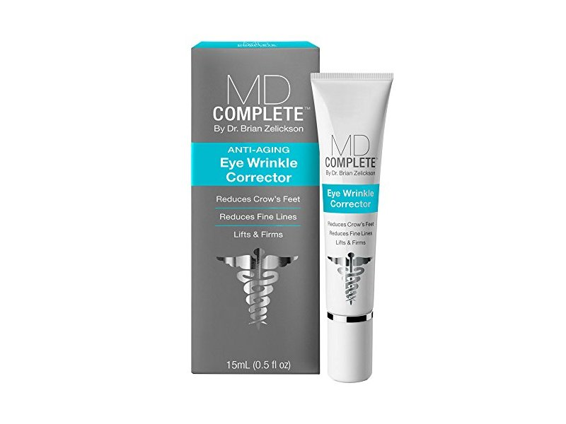 MD Complete Eye Wrinkle Corrector Anti-Aging, 0.5 fl oz