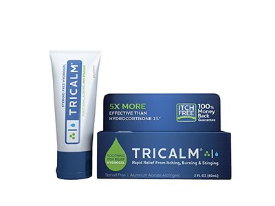 TriCalm Soothing Itch Relief Hydrogel, 2 fl oz - Image 1