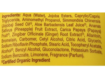 Alba Botanica Hawaiian Facial Scrub with Pineapply Enzyme, 4 Ounce (Pack of 6) - Image 3