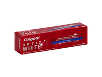 Colgate Optic White Toothpaste, Icy Fresh, 3.5 Ounce - Image 2