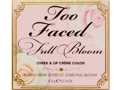 Too Faced Full Bloom Cheek And Lip Color, Prim And Poppy, Too Faced Cosmetics - Image 4