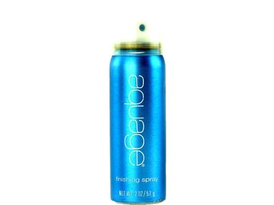 Aquage Finishing Spray - ultra firm hold - 2 oz - travel size
