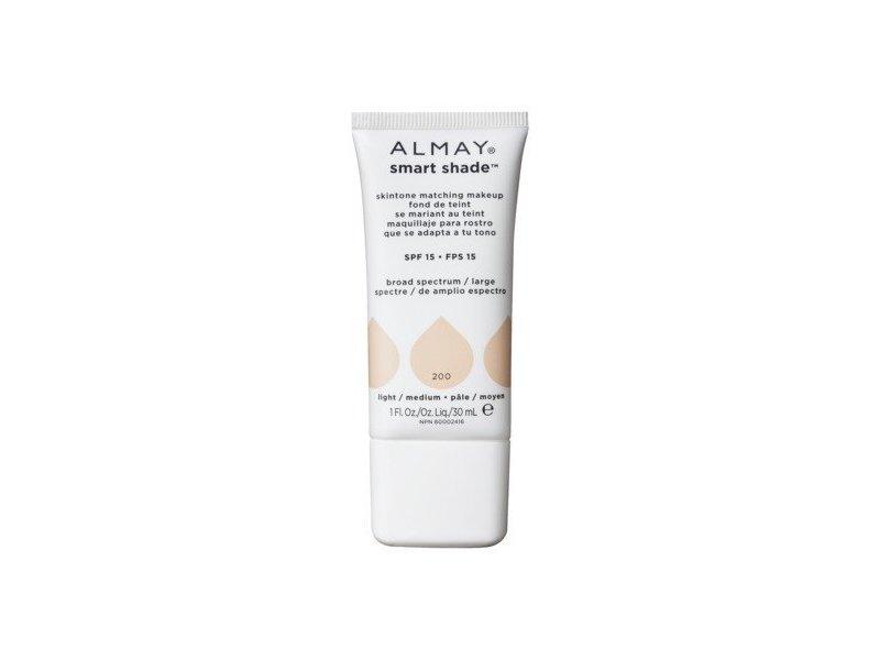 Almay Smart Shade Skin Tone Matching Light 1 Oz Ings And